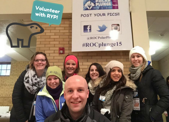 Volunteer with RYP!